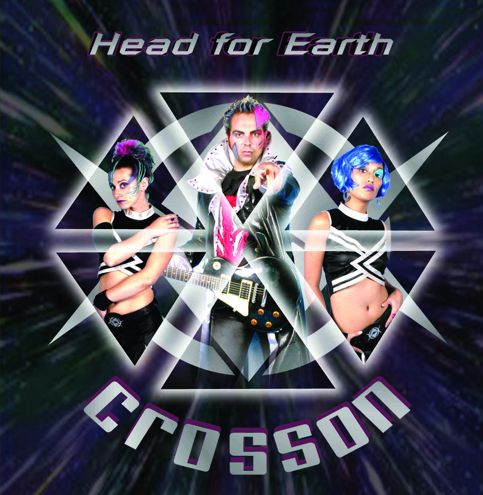2006 – Head For Earth