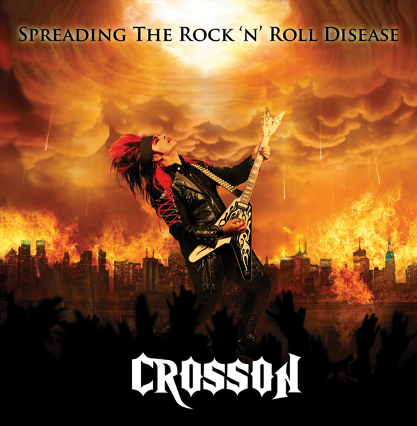 2016 – Spreading the Rock 'N'  Roll Disease (OUT NOW)