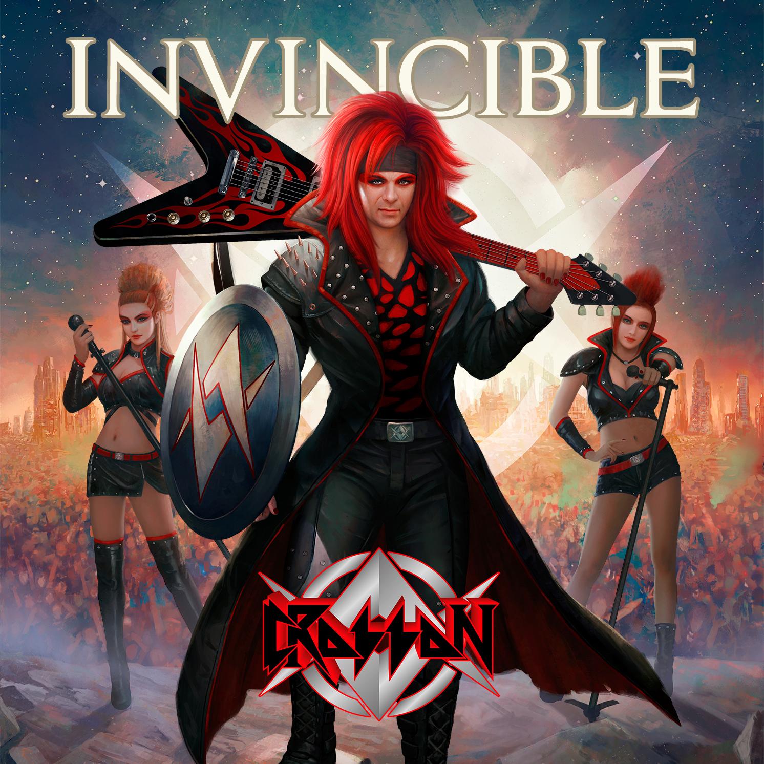 Invincible-Album